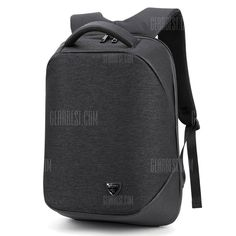 fada016470c7 B00193 New Men S Backpack Outdoor Travel Shoulder Bag USB Charging  Multifunction -  38.37 Free Shipping