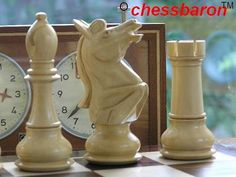 X3019 chess pieces