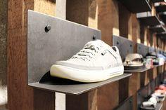 retail design, interior design, shop, industrial, vintage, visual merchandise