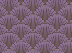 classic art deco patterns - fans and stripes                                                                                                                                                                                 More