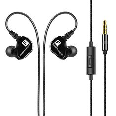 >> Click to Buy << OKCSC F90 Double Driver Dynamic In-Ear Earphones,Noise-Isolating High-fidelity Audio and Deep Bass Stereo Earbuds With Mic #Affiliate