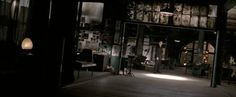 "Finn's loft in ""Great Expectations"""