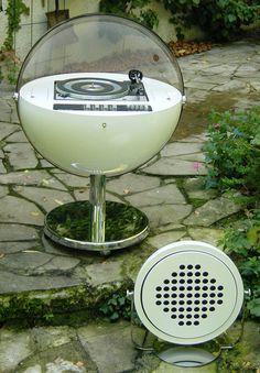 1971 Thilo Oerke - Vision 2000 Stereo System