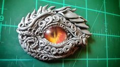 My Hand-Made Dragon Eye Jewelry | Bored Panda