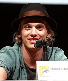 Jamie Campbell Bower at the 2013 San Diego Comic-Con International. Born	James Metcalfe Campbell Bower[1] 22 November 1988 (age 25) London, England Occupation	Actor, singer, model Years active	2007–present