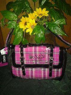 Xoxo handbag for her. Corssbody V pretty free sihp for $34.99nwt