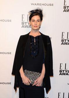 Erin O'Connor Photos - Arrivals at the ELLE Style Awards - Zimbio