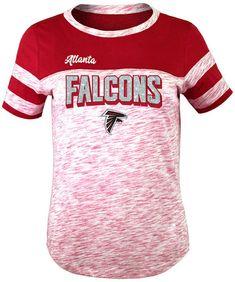 1de606f9aaa 5th   Ocean Atlanta Falcons Space Dye Glitter T-Shirt