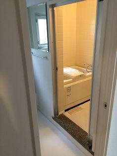 MUJO+UR Bathroom furnished