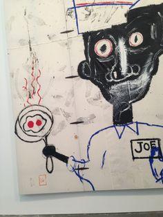 Basquiat, Gagosian.