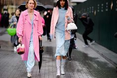 The Best Street Style at New York Fashion Week Fall 2018 - HarpersBAZAAR.com