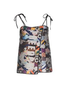 MSGM Top. #msgm #cloth #dress #top #skirt #pant #coat #jacket #jecket #beachwear #