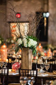 wedding centerpiece idea; photo: J Stoia Portrait Design