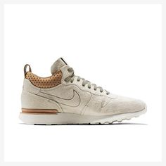 Tênis Nikelab Internationalist Mid Royal Masculino | Nike
