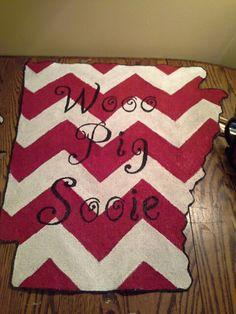 WPS Burlap Door Hanger $30