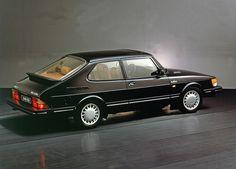 1985 Saab 900 Turbo... What? I have modest tastes!