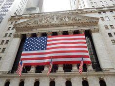 Wall Street, le quartier d´affaires le plus célèbre du monde