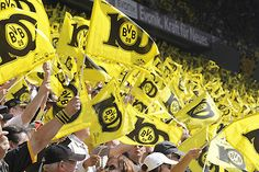 borussia dortmund 100 jahre schwarz gelb tradition westfalenstadion