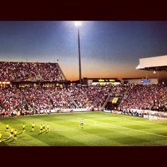 USAvJamaica at Columbus Crew Stadium