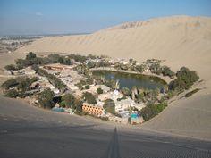 Água no deserto