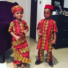 Checkout The Cutest Ankara Styles For Male Kids
