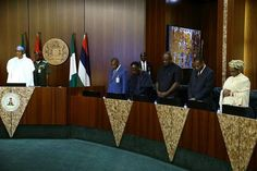 Mabel Naija's Blog (MNB)                                                      : NEWS: Buhari Presides Over FEC Meeting Signs Condo...