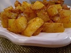 Stephanie Cooks: Parmesan Paprika Potatoes