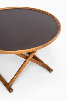 Mogens Lassen Egyptian table by A.J. Iversen at Studio Schalling