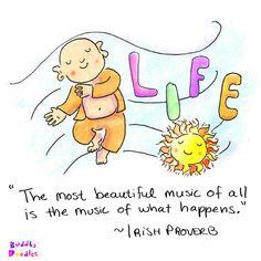 Buddha Doodles - 'Life Music'
