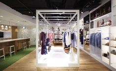 Pass the Baton - Harajuku - Shops - a modern recycle shop
