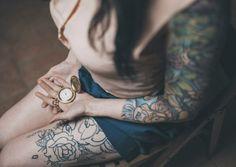 like it <3 / #inspiration #tattoos #inked #girls #ink
