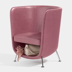 Pocket chair by Bla Station