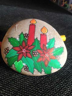 Pretty Christmas Rock!