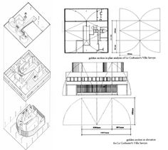 villa savoye circulation - Google Search