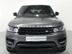 All New Range Rover Sport LR-SDV6 HSE Dynamic Finished in Corris Grey with Pimento / Ebony Leather Interior and Contrast Santorini Black Roof. Full spec and images: http://www.simonjamescars.co.uk/land-rover-range-rover-sport-3.0-sdv6-hse-in-chesterfield-south-yorkshire-3340046