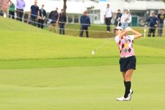 撮れたて!トーナメントLIVE PHOTO|日本女子オープンゴルフ選手権競技|ツアー情報|ゴルフのポータルサイトALBA.Net