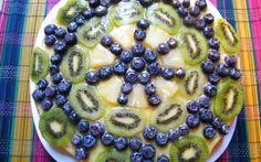 Ricetta della torta alla frutta fresca #torta #alla #frutta #fresca #torta #frutta