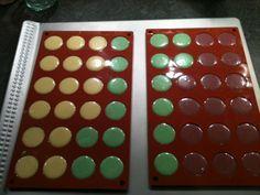 Recette Macarons Tout au Thermomix !!! par liza050 - recette de la catégorie Desserts Confiseries