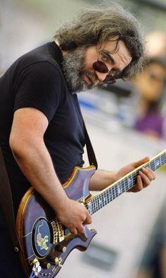 Jerry Garcia #deadhead