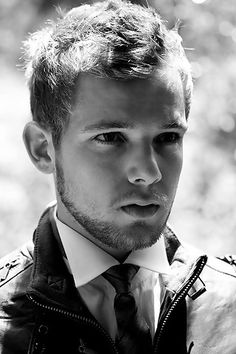 Max Thieriot . . . I would have never thought