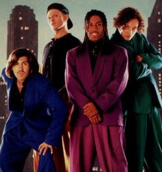 Color Me Badd,  R&B Music Group