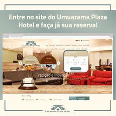 Entre no site do Umuarama Plaza Hotel e faça já sua reserva! www.umuaramaplaza.com.br Plaza Hotel, O Hotel, Travel, Gastronomia, Viajes, Destinations, Traveling, Trips