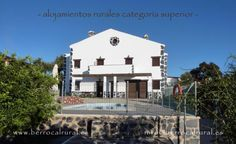 ALOJAMIENTOS RURALES BERROCAL RURAL SL (Huelva) Vista general.