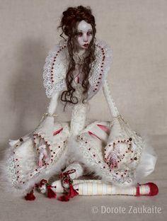 Snow White by Tireless Artist, via Flickr