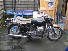 Speurders.nl: moto guzzi v7 850 gt california 1973