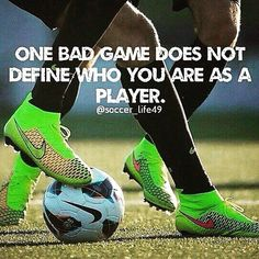 Soccer player quotes, soccer girl quotes, soccer sayings Soccer Girl Quotes, Soccer Memes, Football Quotes, Soccer Drills, Girls Soccer, Soccer Tips, Play Soccer, Sport Quotes, Soccer Players