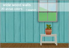 I think here is the last part of followers gift.last night I was creating a small house and found these walls and especially I LOVE them but the original colors were few, and I found some by poppet here (which by the way are great) but not found in anna's colors and decided to create myself! download | some previews originally by nilou here