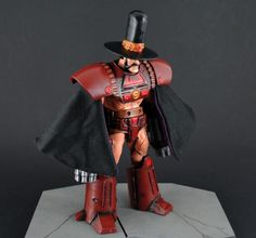 Bullet Bart (Masters of the Universe) Custom Action Figure