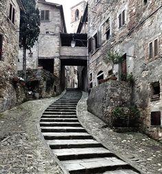 Anghiari (Arezzo, Italia)
