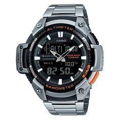 d7a861e12a9c Reloj Casio Sports Gear Altímetro Barómetro Termómetro SGW-450HD-1BER